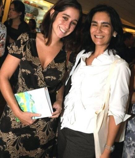 """ADDRESSES RIO 2008"" — ANTONIA E SUA MÃE, KÁTIA LEITE BARBOSA /Foto: Cristina Granato"