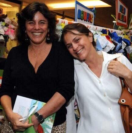 """""""ADDRESSES RIO 2008"""" — VIVIANE SOARES SAMPAIO E CRISTINA BORGES /Foto: Cristina Granato"""