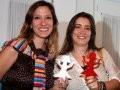 """ISABELA CAPETO PERFUME II"" — A ESTILISTA COM A PERFUMISTA CARMITA MAGALHÃES, QUE DESENVOLVEU A ESSÊNCIA /Foto: Ana Colla"