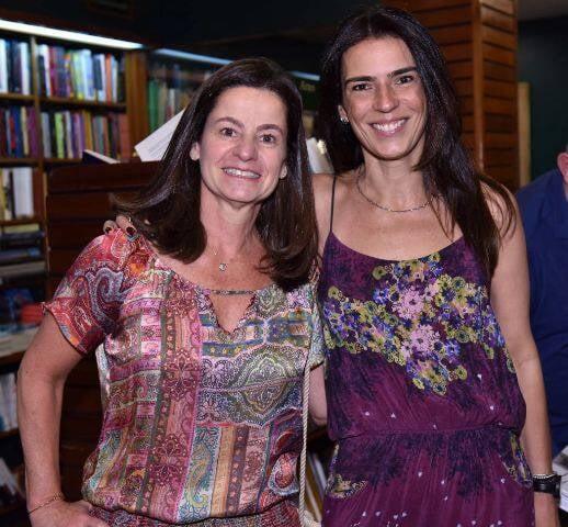 Cristiana Padilha e Vanessa Borges