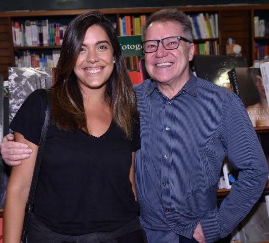 Bianca Favale e João Caetano