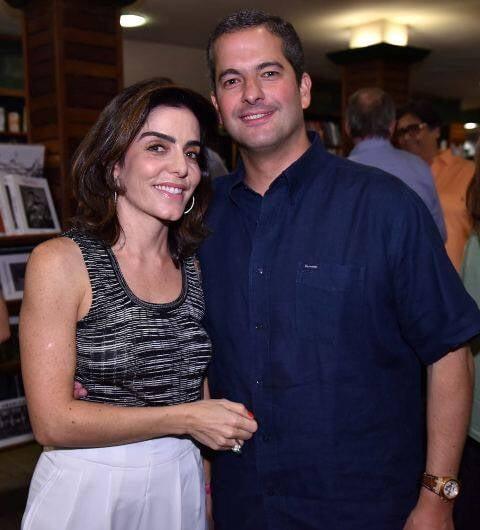 Luiza e Bruno Calfat