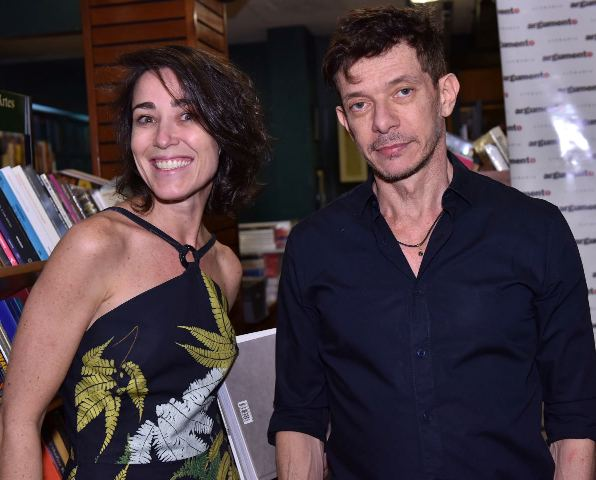 Gabriela Moraes e André Piva
