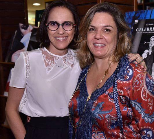 Gisele Taranto e Luciana Caravello