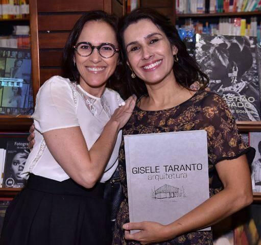 Gisele Taranto e Ana Paula Salomão