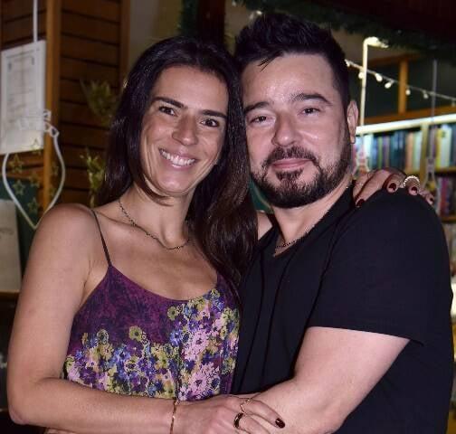 Vanessa Borges e Carlos Tufvesson