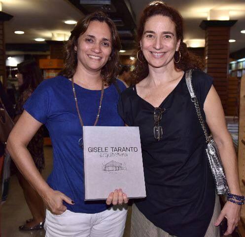 Gaby Indio e Anna Paola Protásio