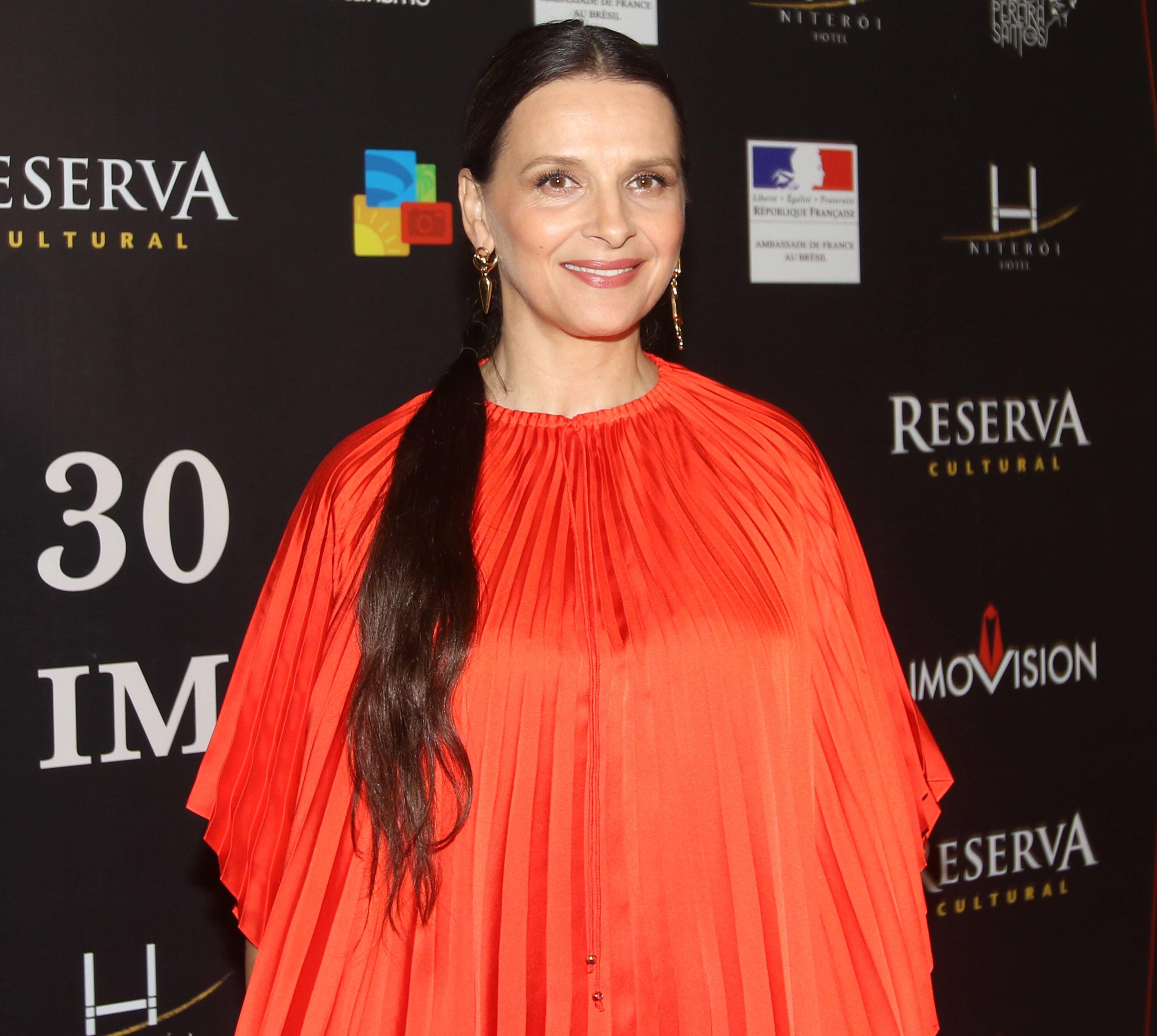 Juliette Binoche /Foto: Eny Miranda