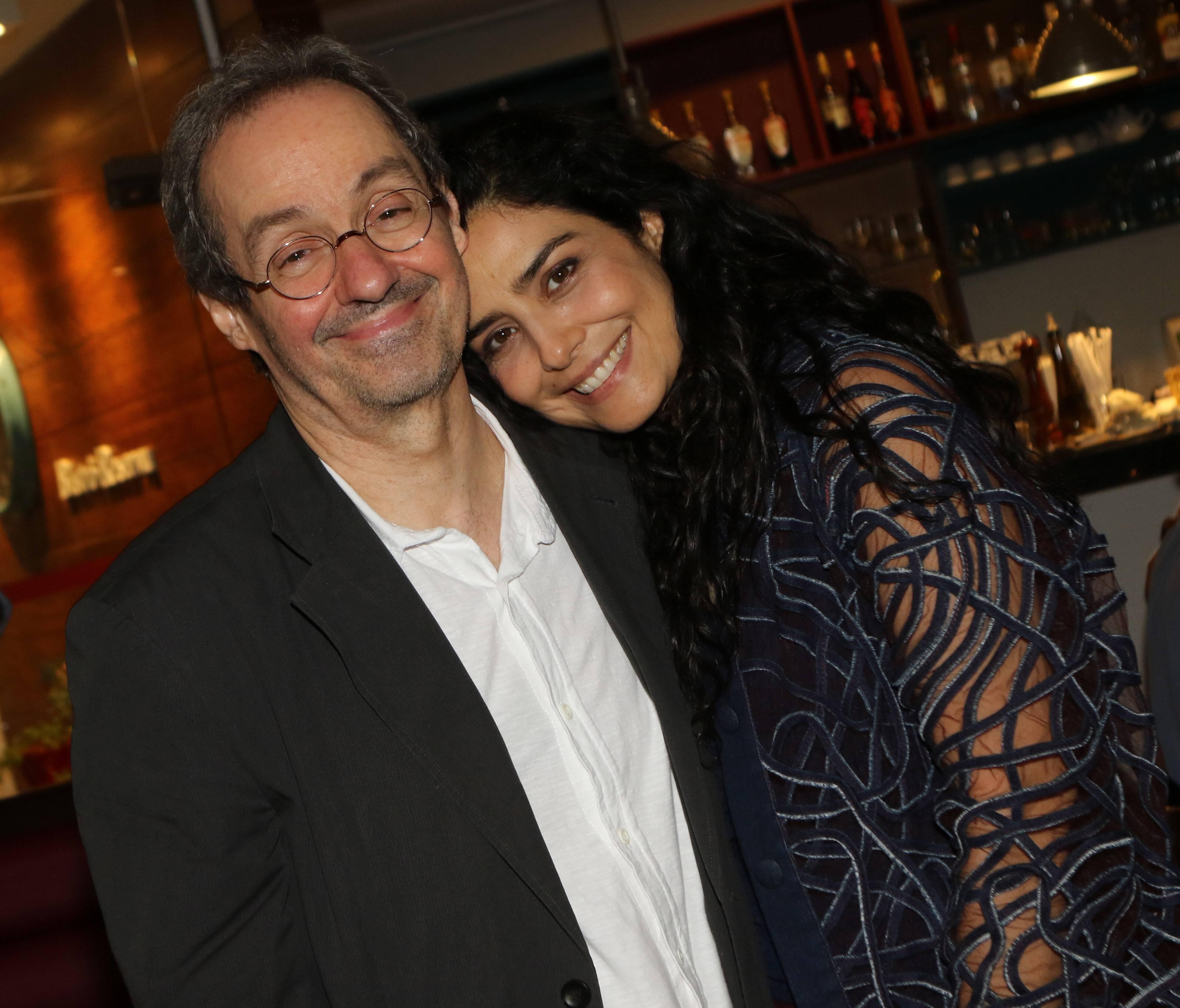 Daniel Dantas e Leticia Sabatella  /Foto: Eny Miranda