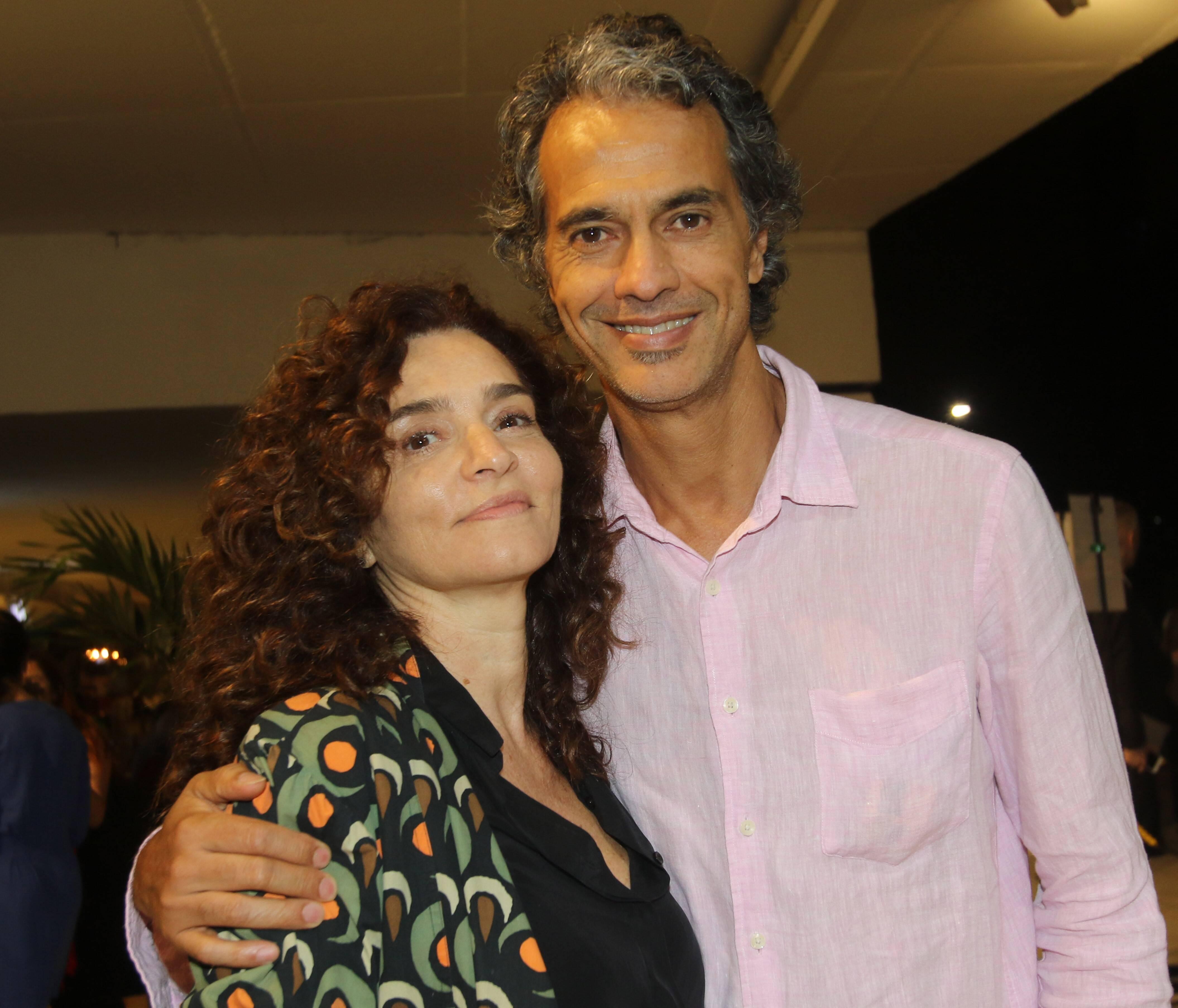 Gisele Fróes e Gustavo Corsi  /Foto: Eny Miranda