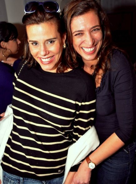 """SHOW RENATA ARRUDA"" — NARCISA TAMBORINDEGUY E CRISTINA FRAGOSO PIRES /Foto: Cristina Granato"