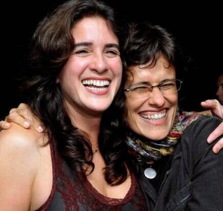 """SHOW RENATA ARRUDA"" — LÚCIA VERÍSSIMO E ZÉLIA DUNCAN /Foto: Cristina Granato"
