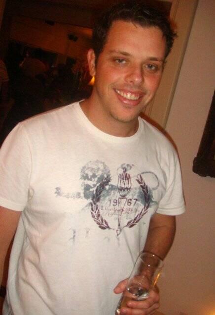 """""""ANIVERSÁRIO BRUNO"""" — FRED WEISMAN"""