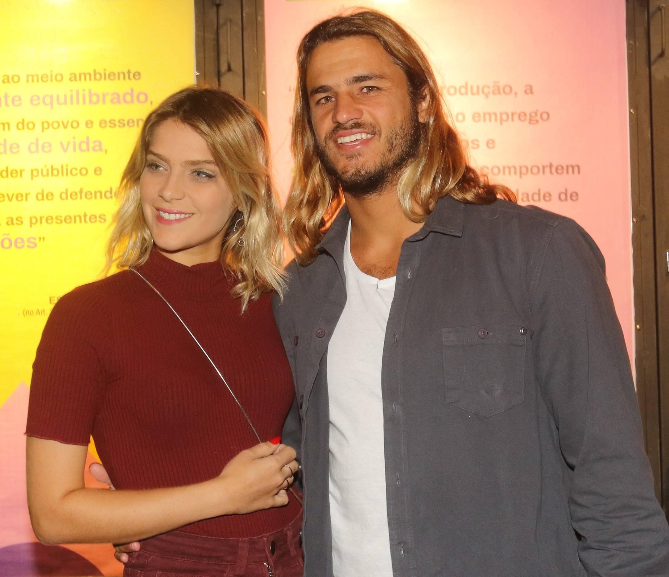 Isabella Santoni e Caio Vaz  /Foto: Eny Miranda