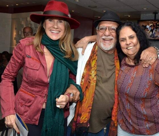 Xuxa Lopes, Amir Haddad e Sura Berditchevsky