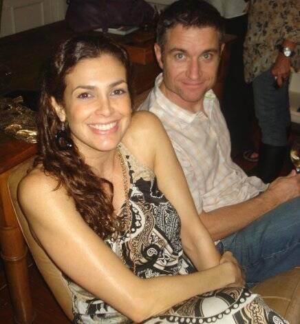 """JANTAR ELIZA CONDE"" — DANIELA OLIVEIRA E RIC OSTROWER"
