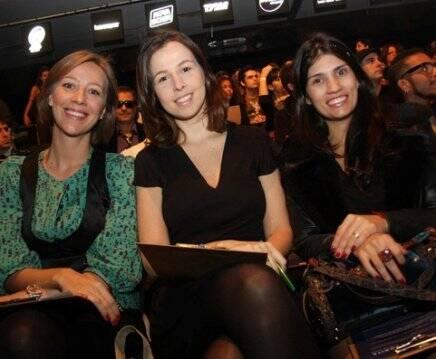 """MARIA BONITA"" — BIA PAES DE BARROS, ALE GARATTONI E GIOVANNA LEMES /Foto: Patrícia Caggegi"