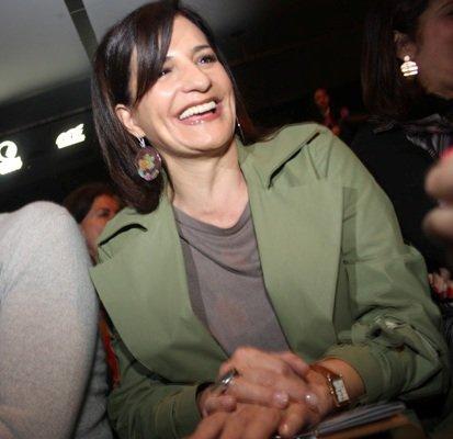 """""""MARIA BONITA"""" — MÔNICA WALDVOGEL /Foto: Patrícia Caggegi"""
