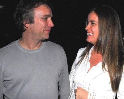 """DISCO"" — O CASAL LUIZ EURICO E PAULA KLOTZ"
