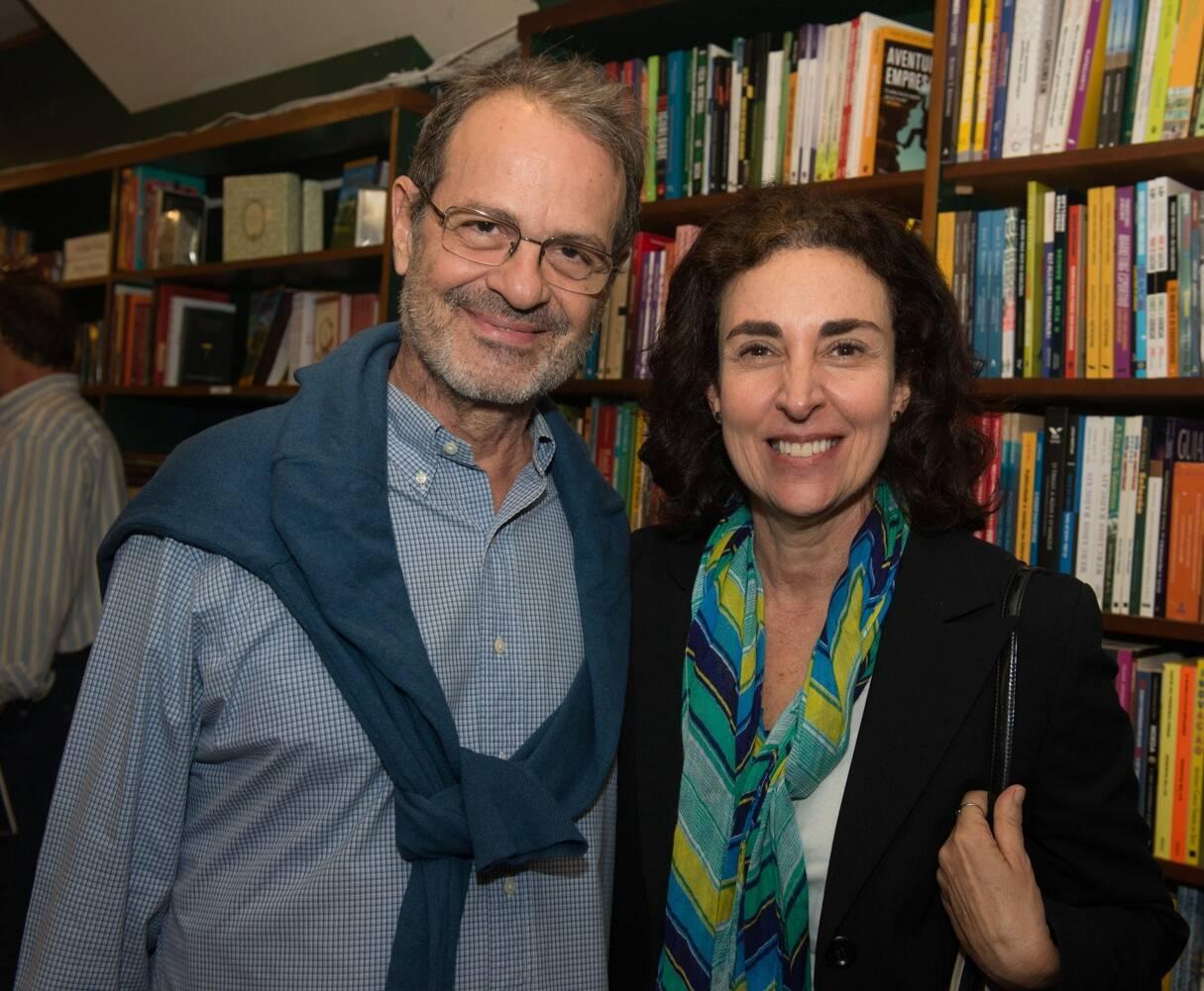 Eduardo Tolipan e Anna Monteiro / Foto: Cristina Lacerda