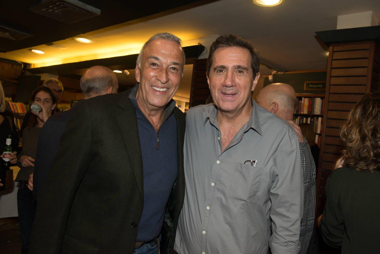 Luiz de Freitas e Edu Gasparian / Foto: Cristina Lacerda