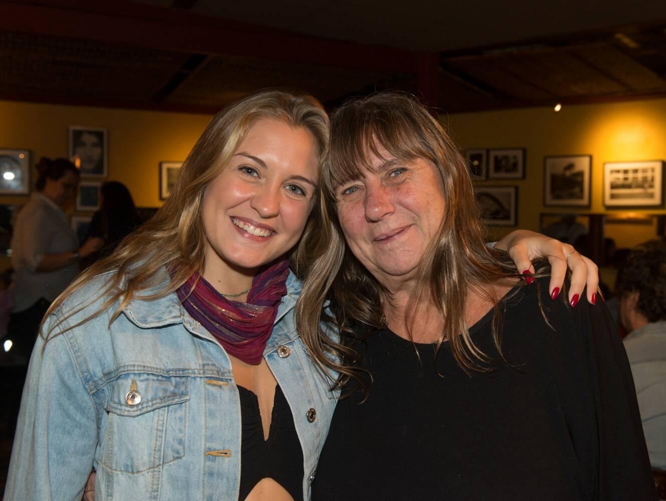 Maria e Laura Gasparian / Foto: Cristina Lacerda