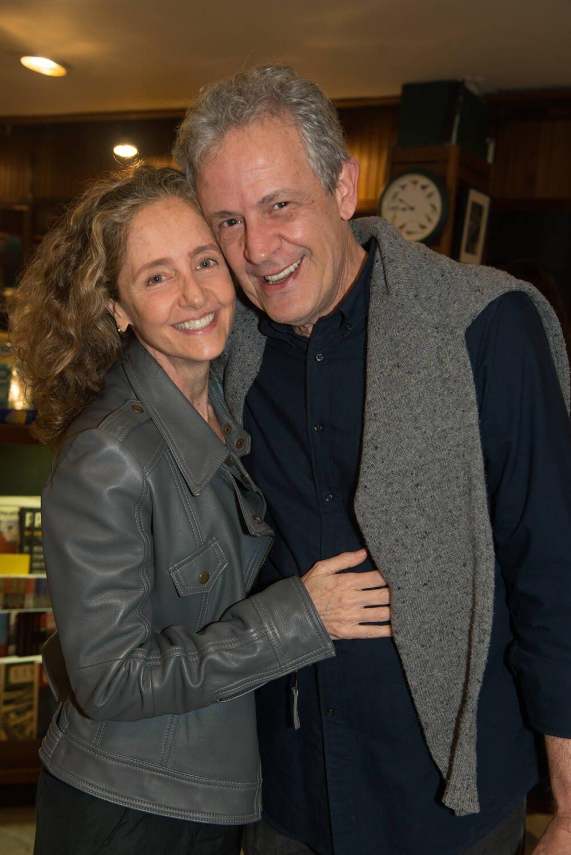Roberto Zentgraf e Bettina Guelmann / Foto: Cristina Lacerda