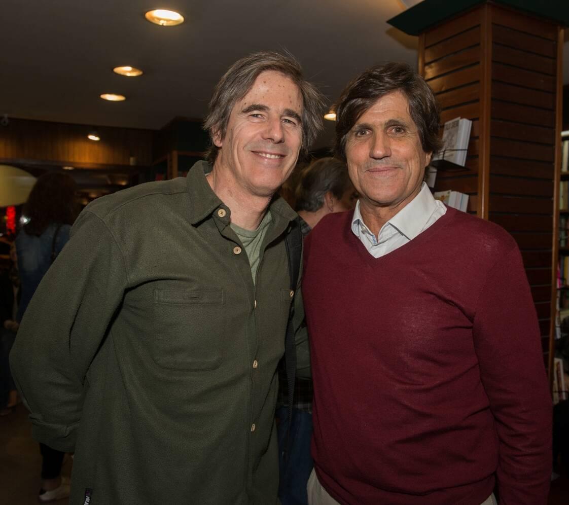 Walter  Salles e Marcus Gasparian / Foto: Cristina Lacerda