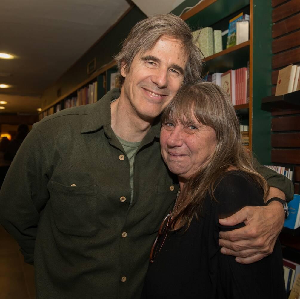 Walter Salles e Laura Gasparian / Foto: Cristina Lacerda