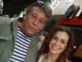 """""""COLETIVA RIO SUMMER"""" — DAVID AZULAY, DA BLUE MAN, COM A PRODUTORA DE MODA DANIELA OLIVEIRA"""