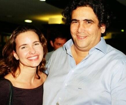 """VIAJANDO NA COZINHA"" — ADRIANA MATTAR E ANTONIO NEVES DA ROCHA /Foto: Armando Araújo"