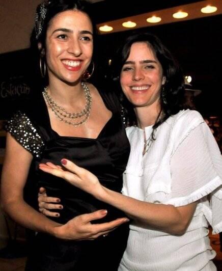 """O MISTÉRIO DO SAMBA"" — MARISA MONTE E CAROLINA JABOR /Foto: Cristina Granato"