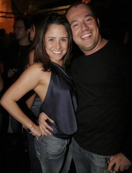"""RIO HOUSE MUSIC"" — FERNANDA VASCONCELLOS E MICHEL DIAMANT /Foto: Fred Pontes"