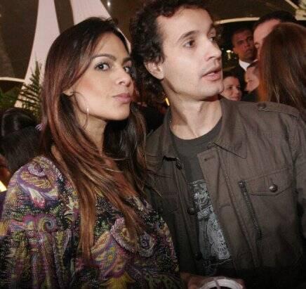 """""""RIO HOUSE MUSIC"""" — O CASAL LIVIA ROSSI E RODOLFO MEDINA /Foto: Fred Pontes"""