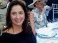 """""""CASAMENTO DE NINA E VASCO"""" — ANA JOBIM: RARA APARIÇÃO SOCIAL"""