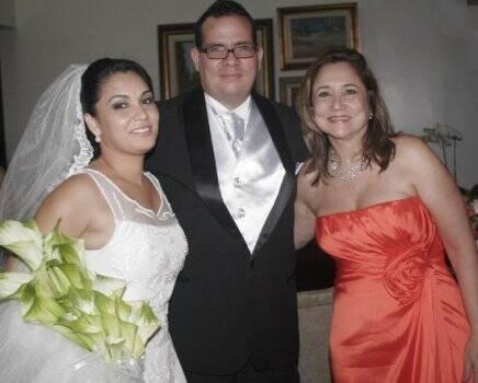 """""""CASAMENTO FRED E ANA"""" — OS NOIVOS COM MICHELLE MAGALHÃES"""