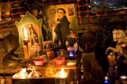 """BAILINHO"""" — O ALTAR DE SANTO ANTÔNIO, OCASAMENTEIRO/Foto: Paula Kossatz"""