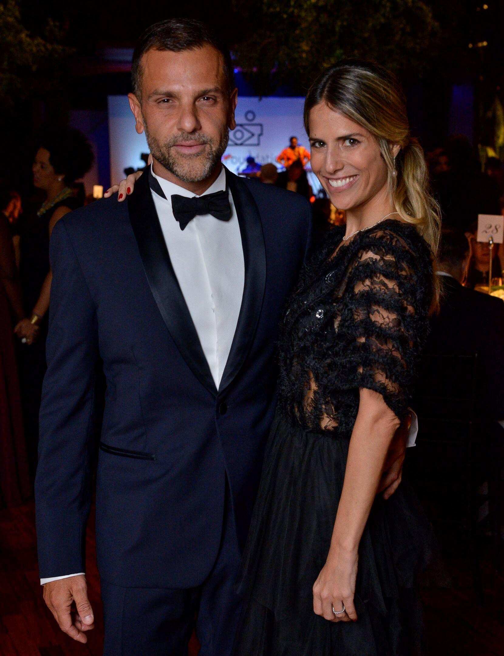 Alexandre Birman e Gabriela Verdeja /Foto: João Sal e Bruna Guerra