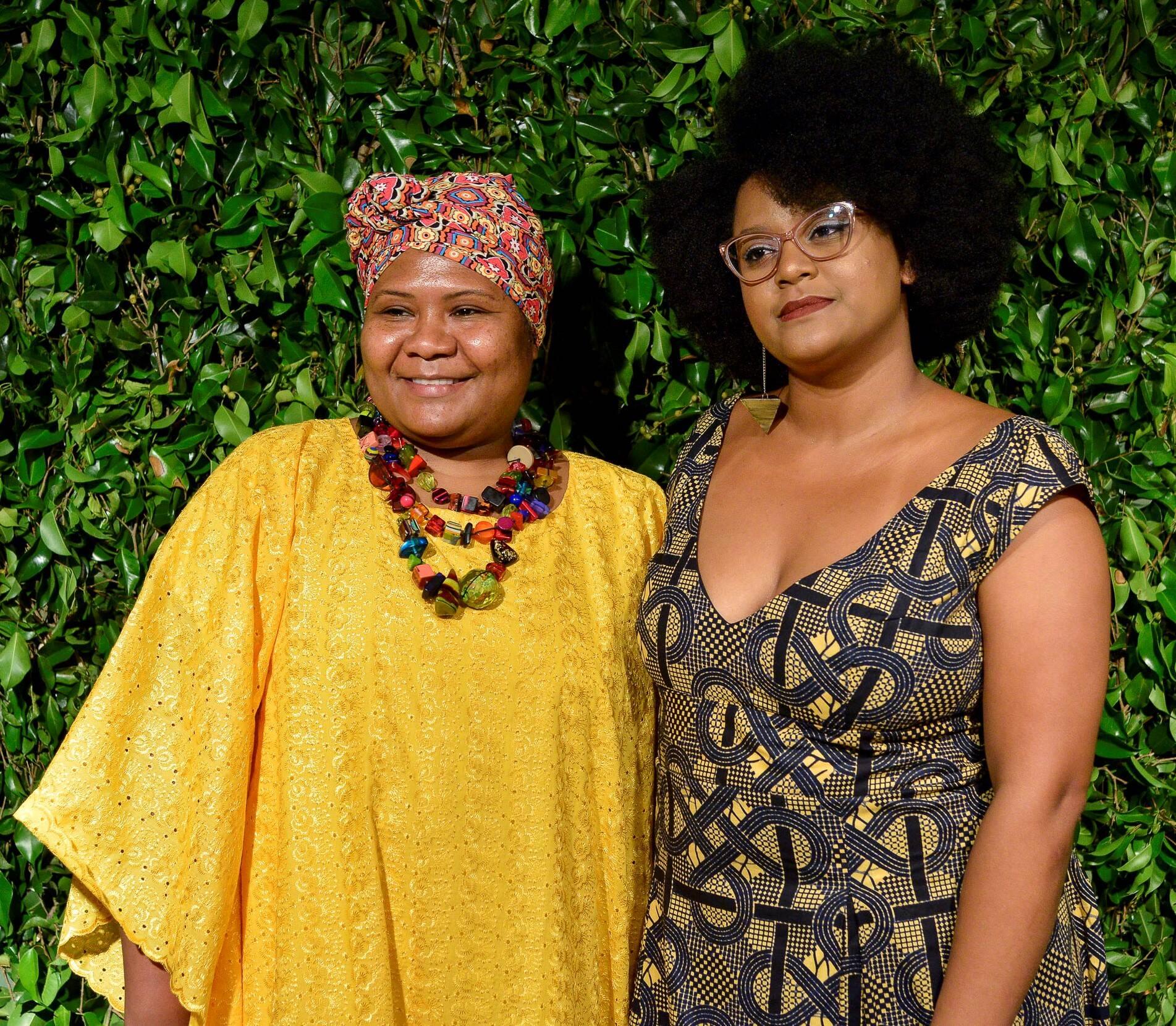 Charo Nunes e Angela Brandão /Foto: João Sal e Bruna Guerra