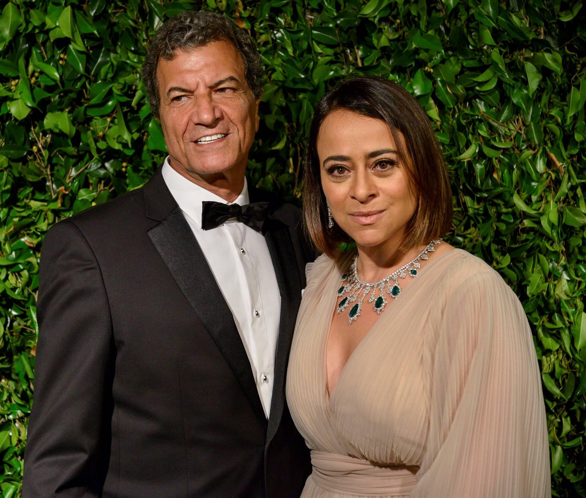 José Eduardo David e Renata de Paula David /Foto: João Sal e Bruna Guerra