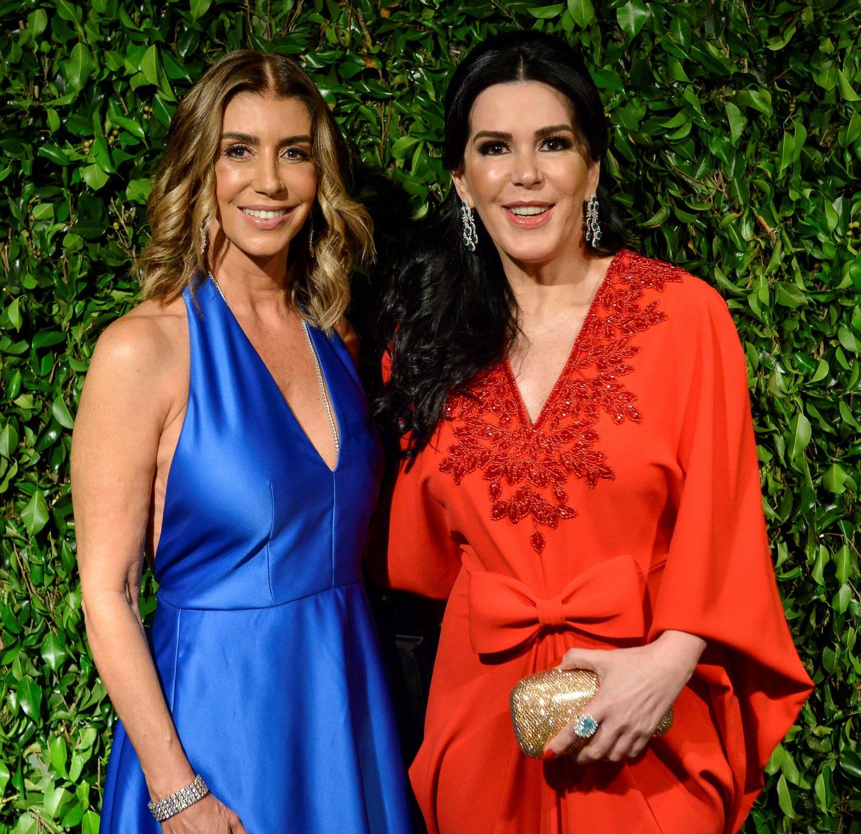 Maria Eugenia Dickerhof e Eliandra Mendes /Foto: João Sal e Bruna Guerra