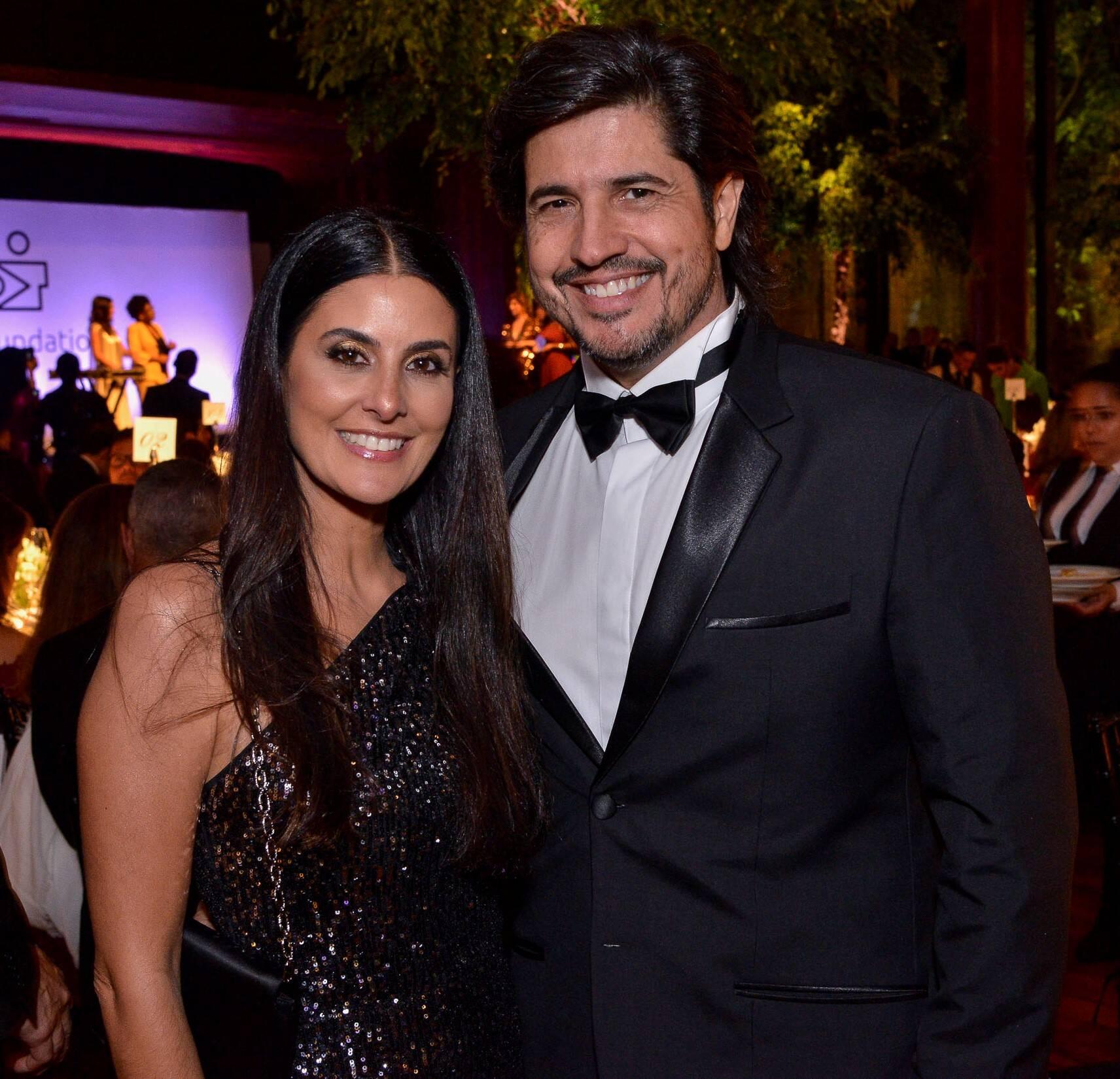 Andrea Conti e Fabio Vasconcelos /Foto: João Sal e Bruna Guerra