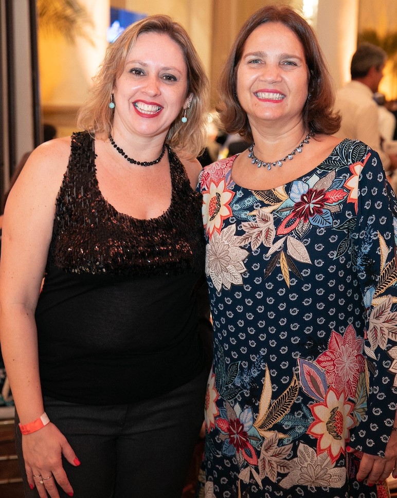 Alessandra Almeida e Isabella Maltaroli /Foto: Miguel Sá