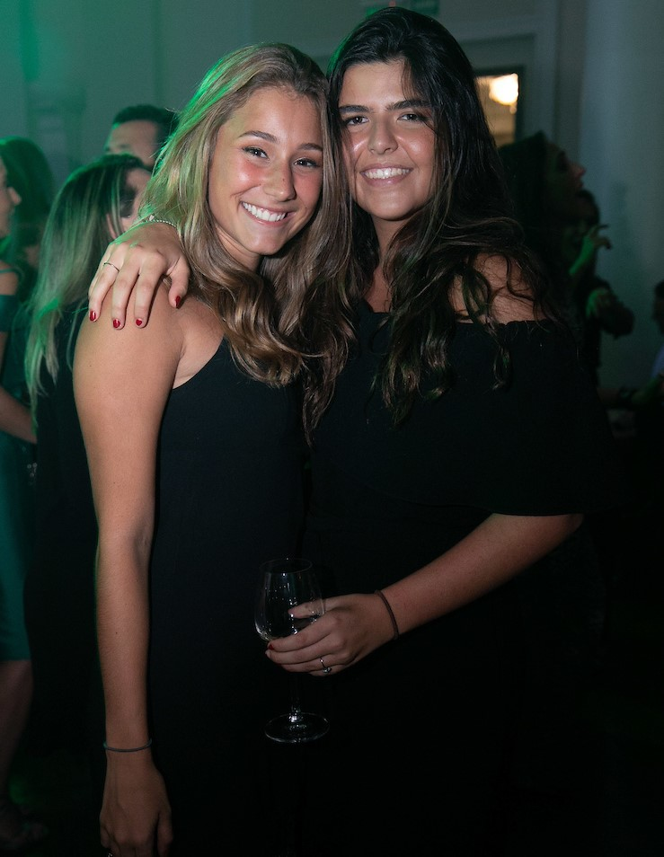 Gabriela Medley e Triz Simão /Foto: Miguel Sá