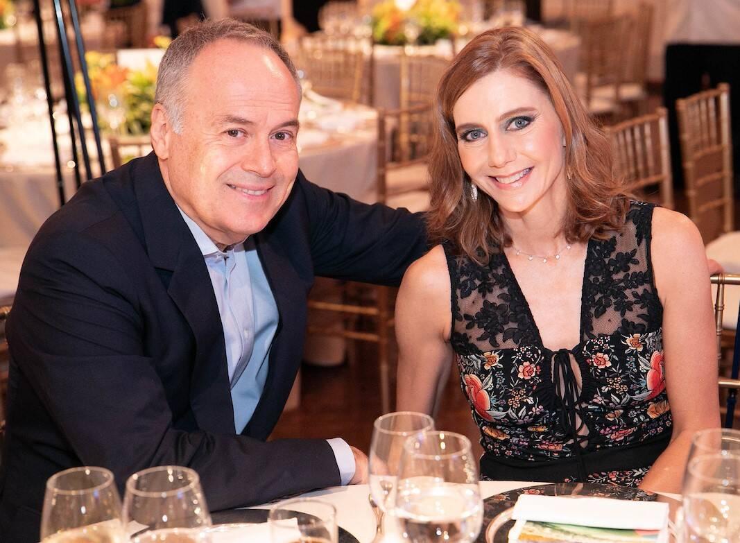 Julio Kuhner e Fernanda Marcolini /Foto: Miguel Sá