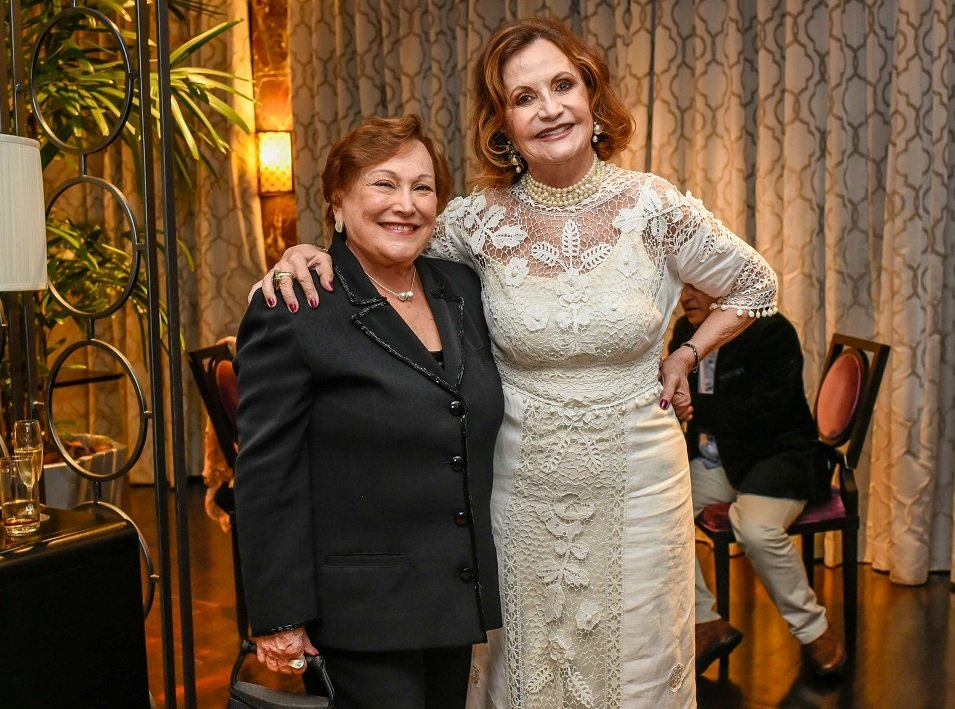 Nicette Bruno e Rosamaria / Foto:  Mariama Prieto