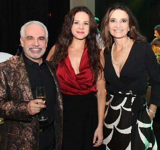 José Henrique Pilotto, Vanessa Gerbelli e Andrea Natal