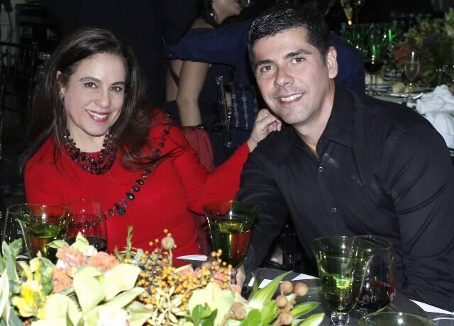 Tereza Xavier e João Ricardo Coelho