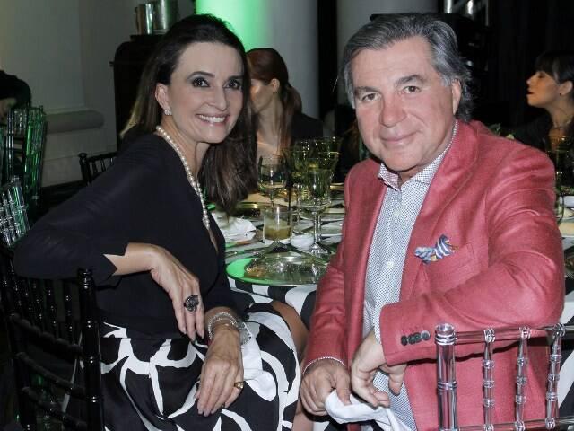 Andrea Natal e Gustavo Moreira de Souza
