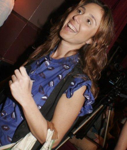 """AGENDA CARIOCA"" —MARIANA SALIM/Foto: Fred Pontes"
